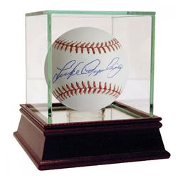 Luke Appling Signed OAL Baseball (JSA Hologram)