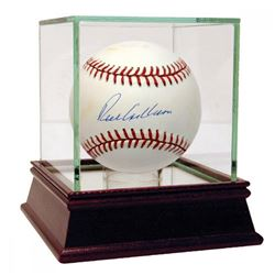 Richie Ashburn Signed ONL Baseball (JSA Hologram)