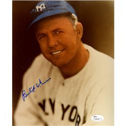 Burleigh Grimes Signed Yankees 8x10 Photo (JSA Hologram)
