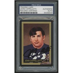 John Cappelletti Signed 1992 Heisman Collection II #39 (PSA Encapsulated)