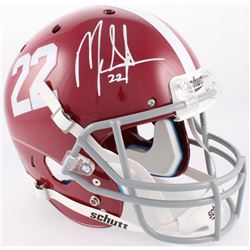 Mark Ingram Signed Alabama Crimson Tide Full-Size Helmet (Radtke COA  Ingram Hologram)