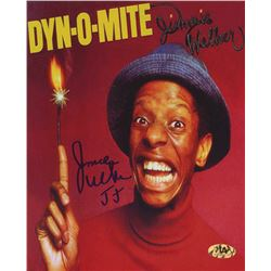 "Jimmie Walker Signed ""Good Times"" 8x10 Photo Inscribed ""JJ"" (MAB Hologram)"