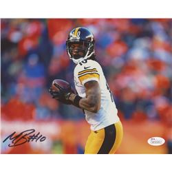 Martavis Bryant Signed Steelers 8x10 Photo (JSA COA)
