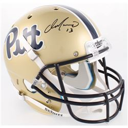 Dan Marino Signed Pittsburgh Panthers Full-Size Helmet (Radtke COA)