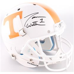 Jason Witten Signed Tennessee Volunteers Full-Size Helmet (Radtke COA)