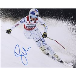 Lindsey Vonn Signed 11x14 Photo (JSA COA)