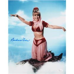 "Barbara Eden Signed ""I Dream of Jeannie"" 11x14 Photo (JSA COA)"