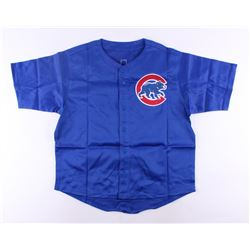 Mark Grace Signed Cubs Jersey (JSA COA)