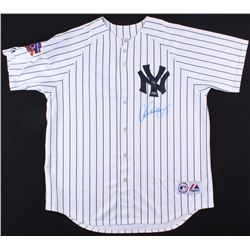 Alex Rodriguez Signed Yankees 1997 50th Anniverary Jackie Robinson Day Limited Edition Jersey (Stein