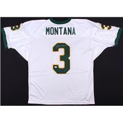 98bf232c6 Joe Montana Signed Notre Dame Fighting Irish Jersey (JSA COA Montana  Hologram)