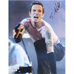 Scott Weiland Signed 11x14 Photo (PSA COA)