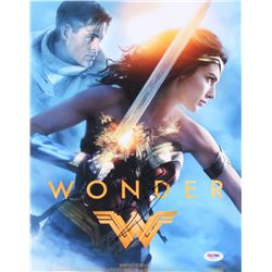 "Gal Gadot Signed ""Wonder Woman"" 11x14 Photo (PSA COA)"