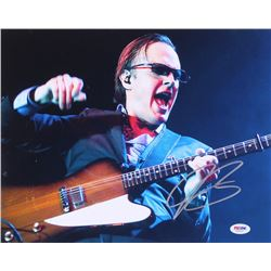 Joe Bonamassa Signed 11x14 Photo (PSA COA)