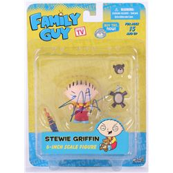 "Seth MacFarlane Signed ""Family Guy"" Stewie Griffin Figure (Beckett Hologram)"