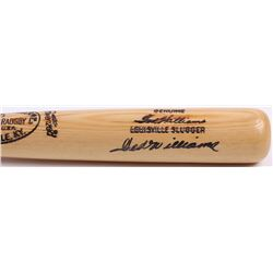 Ted Williams Signed Louisville Slugger Player Model Baseball Bat (PSA LOA)