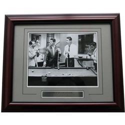 Ocean's Eleven 20x24 Custom Framed Photo Display