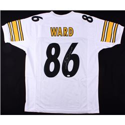 "Hines Ward Signed Steelers Jersey Inscribed ""SB XL MVP"" (JSA COA)"
