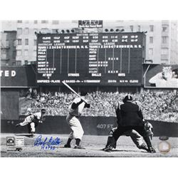 "Bob Feller Signed Indians 11x14 Photo Inscribed ""HOF 62"" (FSC COA)"