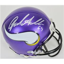 Jared Allen Signed Vikings Mini Helmet (Beckett COA)