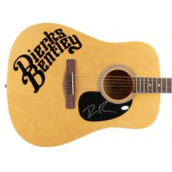 Dierks Bentley Signed Full-Size Acoustic Guitar (JSA Hologram)