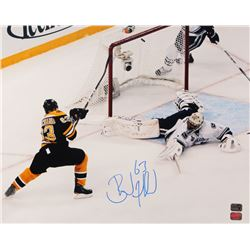 Brad Marchand Signed Bruins 16x20 Photo (Marchand COA)