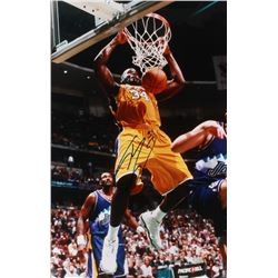 Shaquille O'Neal Signed LE Lakers 20x30 Photo (Fanatics Hologram)