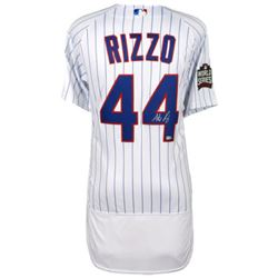 Anthony Rizzo Signed Cubs Jersey (Fanatics  MLB Hologram)