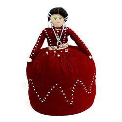 Native American Navajo Pincushion Doll