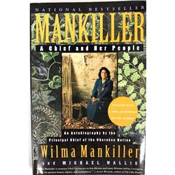 Mankiller: A Chief and Her People by M. Wallis