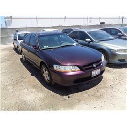 HONDA ACCORD 1999 T-DONATION