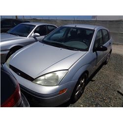 FORD FOCUS 2002 L/S-DONATION