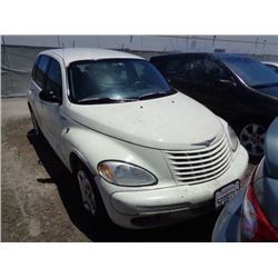 CHRYSLER PT CRUISER 2005 APP  DUP/T-DON