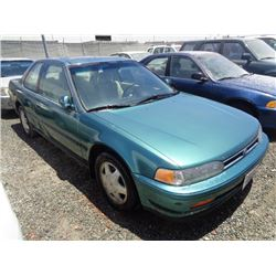 HONDA ACCORD 1992 T-DONATION