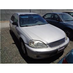 HONDA CIVIC 1999 SALV T/DONATION