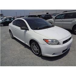 TOYOTA SCION TC 2005 T