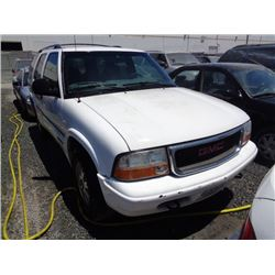 GMC JIMMY 1998 T-DONATION