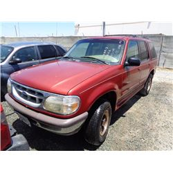 FORD EXPLORER 1997 T-DONATION
