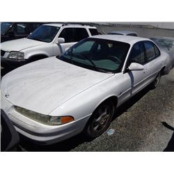 OLDSMOBILE INTRIGUE 1999 T-DONATION
