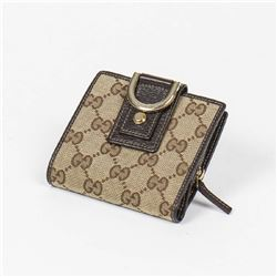 GUCCI Abbey Hook Wallet