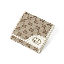 GUCCI Bifold Square Wallet