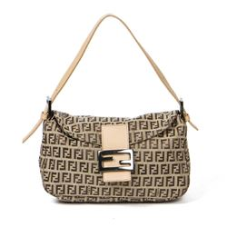 FENDI Folded Top Handbag