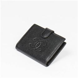 CHANEL Bifold French Purse Wallet