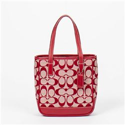 COACH Mini Lunch Tote