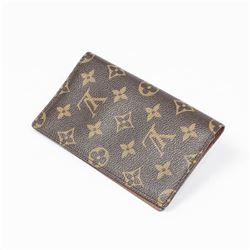 LOUIS VUITTON Long 5 Card Holder Wallet