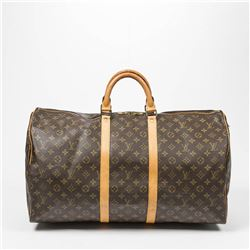 LOUIS VUITTON Keepall 55 CM
