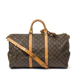 LOUIS VUITTON Keepall Bandouliere 50 CM