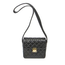 CHANEL Square Flap Shoulder Bag