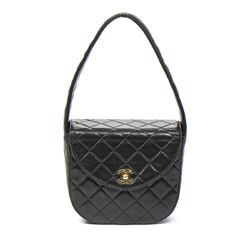 CHANEL Make up Hand Bag
