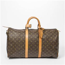 LOUIS VUITTON Keepall 50 CM