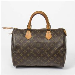 LOUIS VUITTON Speedy 30 CM